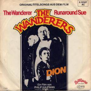 Dion: Wanderer, The - Cover
