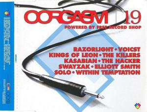 Cover - Various Artists/Sampler: Oor - Oorgasm 19 powered by Free Records Shop