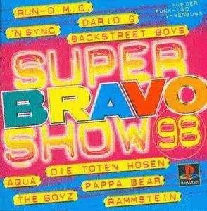Cover - N-Trance Feat. Rod Stewart: Bravo Super Show 98