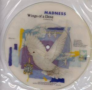 Madness: Wings Of A Dove - Cover