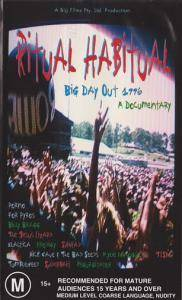 Cover - TISM: Big Day Out 96 - Ritual Habitual