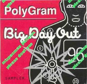 Cover - Tumbleweed: Big Day Out 96 - PolyGram Sampler Big 1