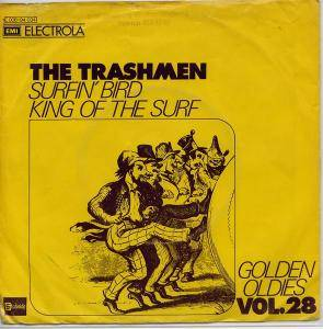 The Trashmen: Surfin' Bird - Cover