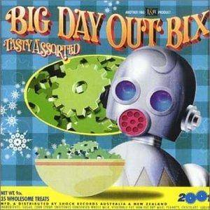 Cover - Sasha: Big Day Out 01 - Big Day Out Bix