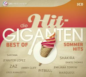Hit Giganten - Best Of Sommer Hits, Die - Cover