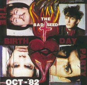 The Birthday Party: Bad Seed, The - Cover