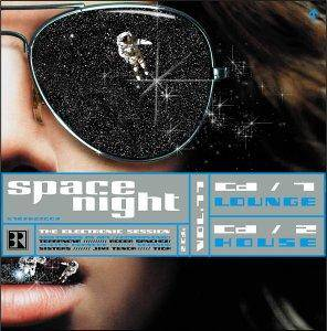 Space Night Vol. 11 - House / Lounge - Cover