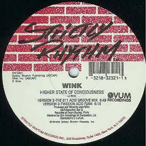 "Wink: Higher State Of Consciousness (12"") - Bild 2"