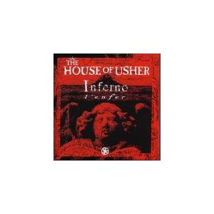 Cover - House Of Usher, The: Inferno / L'Enfer
