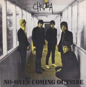 Chelsea: No-Ones Coming Outside - Cover