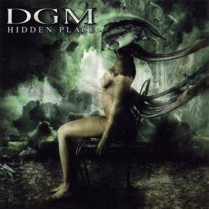 DGM: Hidden Place - Cover