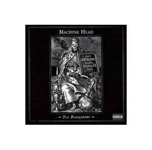 Machine Head: The Blackening (CD) - Bild 1