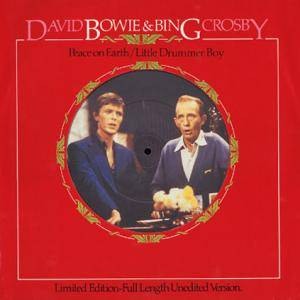 Cover - David Bowie & Bing Crosby: Peace On Earth / Little Drummer Boy