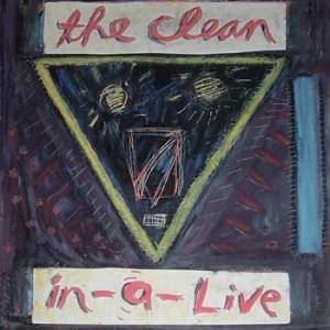 Cover - Clean, The: In-A-Live
