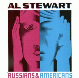 Al Stewart: Russians & Americans - Cover