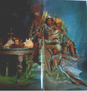 Boney M.: Oceans Of Fantasy (LP) - Bild 2