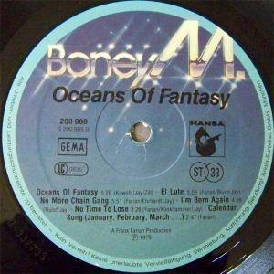 Boney M.: Oceans Of Fantasy (LP) - Bild 7