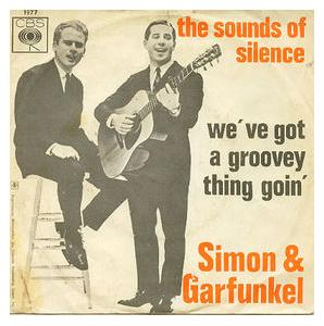 Simon & Garfunkel: Sounds Of Silence, The - Cover