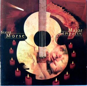 Cover - Steve Morse: Major Impacts