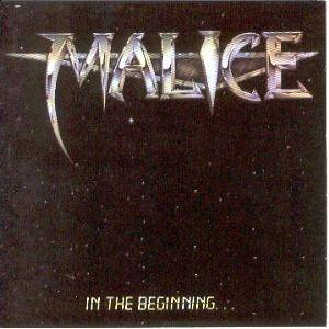 Cover - Malice: In The Beginning... / License To Kill