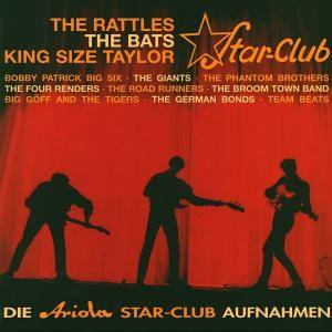 Cover - King Size Taylor & The Dominoes: Ariola Star Club Aufnahmen, Die