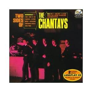 Cover - Chantays, The: Two Sides Of The Chantays