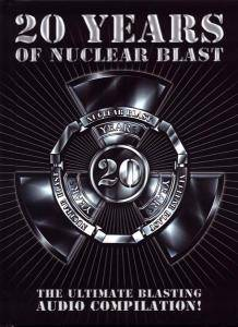 Cover - Communic: 20 Years Of Nuclear Blast