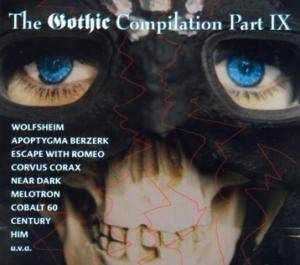 Cover - Gallery, The: Gothic Compilation Part IX, The