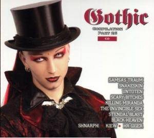 Cover - Snakeskin: Gothic Compilation Part XXVI