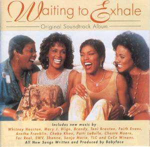 Cover - Whitney Houston & CeCe Winans: Waiting To Exhale - Original Soundtrack Album