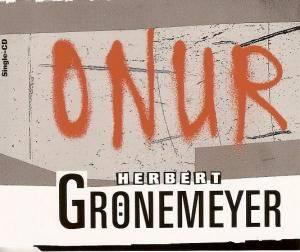 Herbert Grönemeyer: Onur (Single-CD) - Bild 1