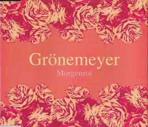 Herbert Grönemeyer: Morgenrot (Single-CD) - Bild 1
