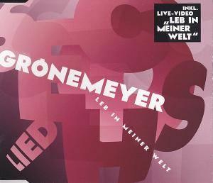 Herbert Grönemeyer: Lied 6 - Leb In Meiner Welt (Single-CD) - Bild 1