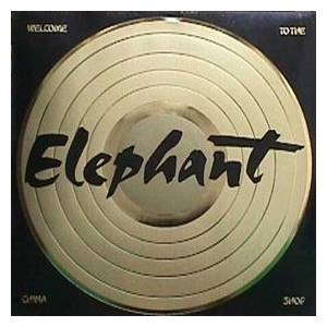 Cover - Elephant: Welcome To The China Shop