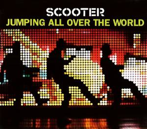 Scooter: Jumping All Over The World - Cover