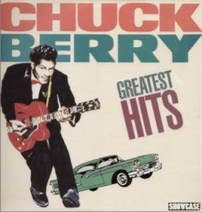 Chuck Berry: Greatest Hits - Cover