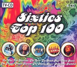 Sixties Top 100 - Cover