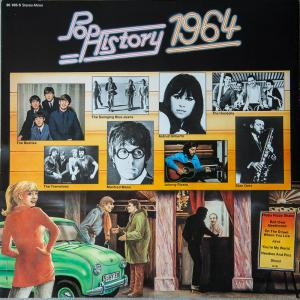 Pop History 1964 - Cover