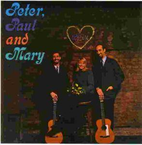 Peter, Paul And Mary: Peter, Paul And Mary - Cover