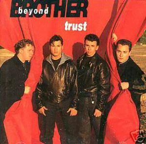 Cover - Brother Beyond: Trust