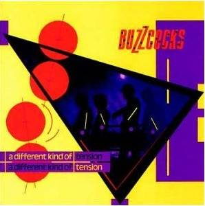 Buzzcocks: Different Kind Of Tension, A - Cover