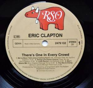 Eric Clapton: There's One In Every Crowd (LP) - Bild 3