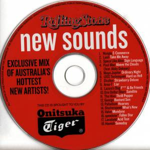 Cover - Lazaro's Dog: New Sounds: Exclusive Mix Of Australian's Hottest New Artists!