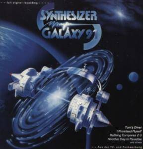 Disaster Area: Synthesizer Galaxy 91 (1990) - Cover
