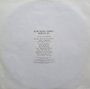 Bob Dylan: Slow Train Coming (LP) - Bild 6