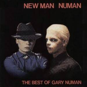 Cover - Tubeway Army: New Man Numan - The Best Of Gary Numan