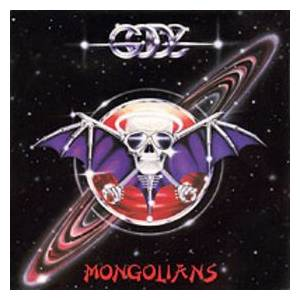 The Godz: Mongolians - Cover