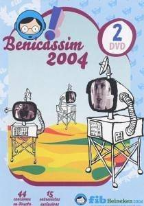 Cover - Sunday Drivers, The: Benicàssim 2004 DVD