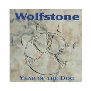 Cover - Wolfstone: Year Of The Dog