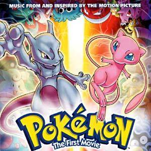 Cover - Angela Via: Pokémon: The First Movie - Music From And Inspired By The Motion Picture
